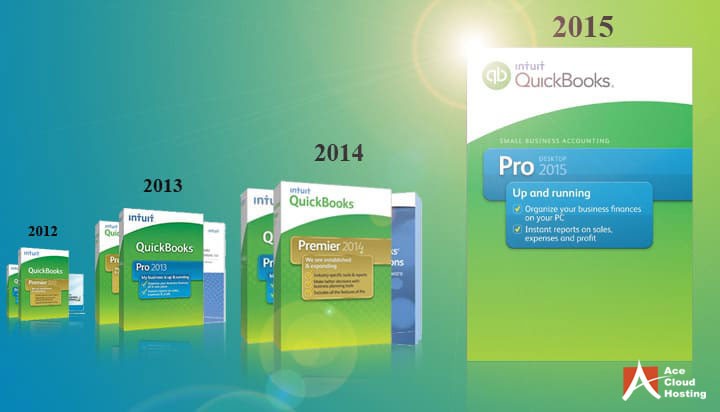 Difference between QuickBooks 2015 and Prior Versions