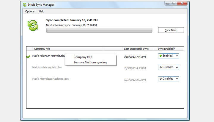 Intuit Announces to Discontinue Intuit Sync Manager