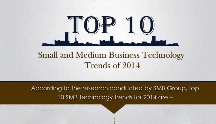 Small and Medium Business Technology Trends