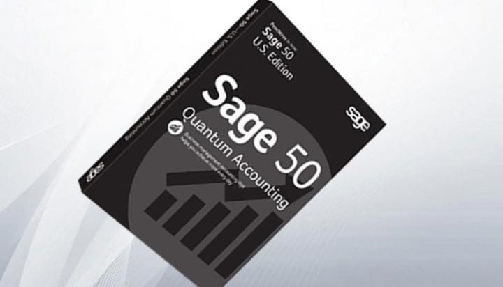 Small Business Accounting Software Sage 50 Quantum Accounting