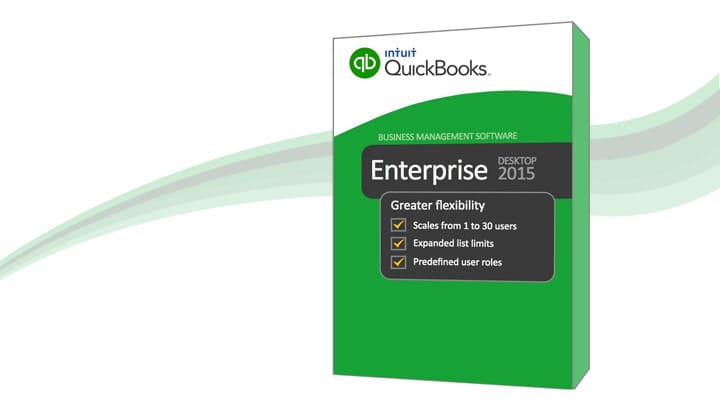 QuickBooks Enterprise Solutions 2015 - Upgrade for Your Benefits