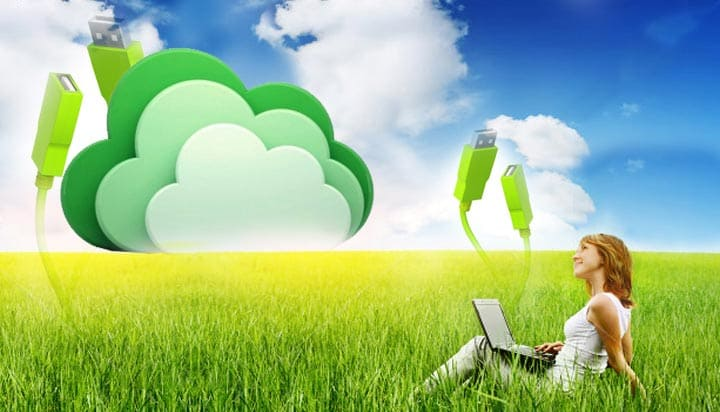 Is Cloud Computing a Green IT Initiative?
