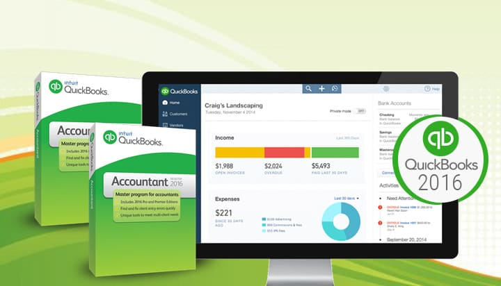 QuickBooks 2016: Let's See What's So Exciting about It