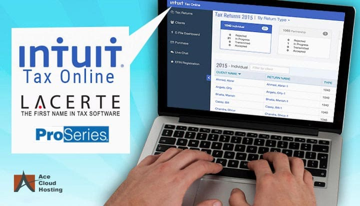 Intuit Launched Intuit Tax Online, Lacerte and ProSeries for Tax Year 2015