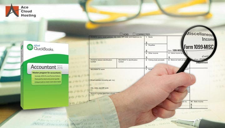 How to Prepare QuickBooks 1099 MISC Forms?