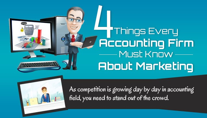 4 Things Every Accounting Firm Must Know About Marketing