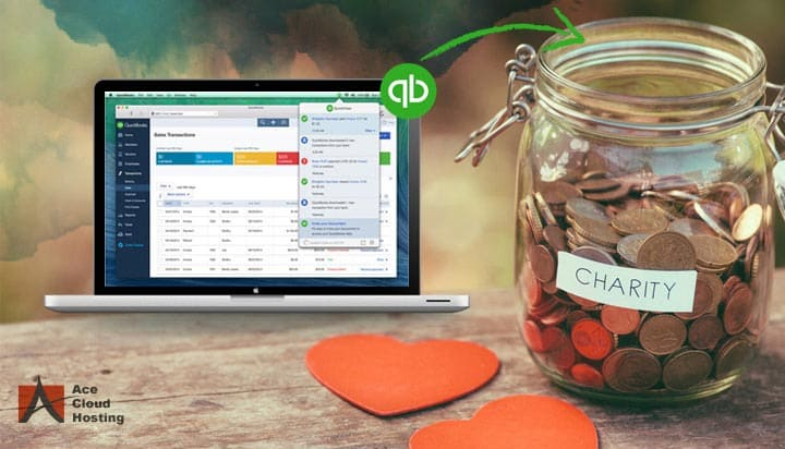 QuickBooks Hosting for Non-Profits and Charities