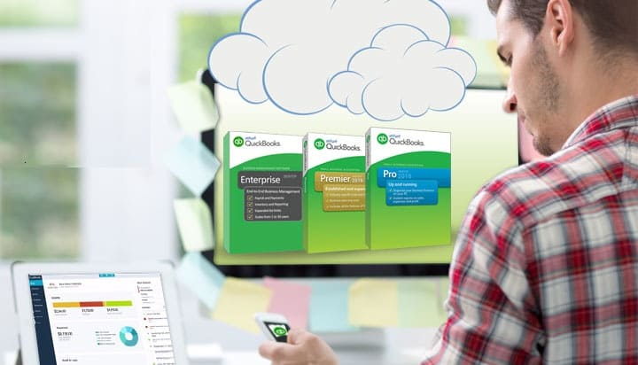 Reasons To Host Your QuickBooks In The Cloud