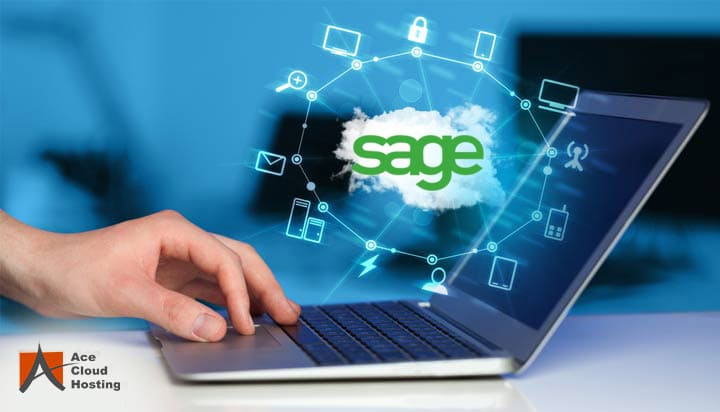 sage hostng on cloud