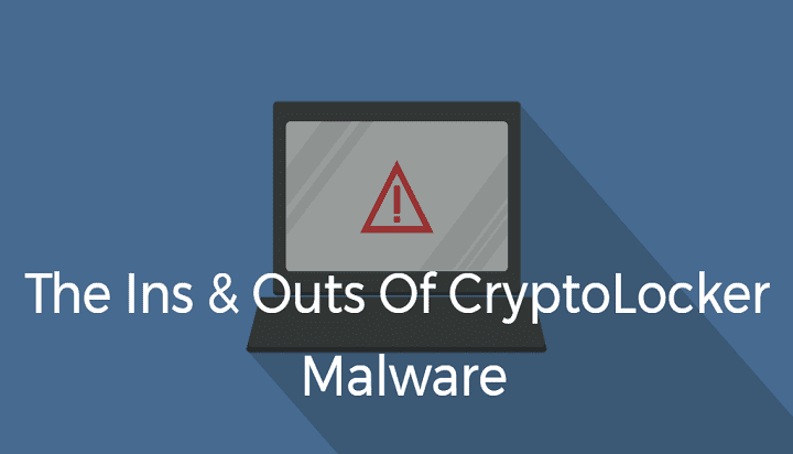 The Ins and Outs Of CryptoLocker Malware
