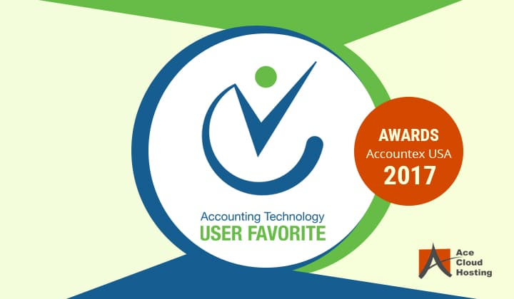 We are Nominated for User Favorite Awards at Accountex USA 2017
