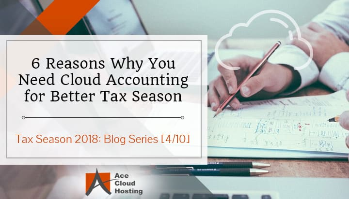 Cloud Accounting for Tax Season