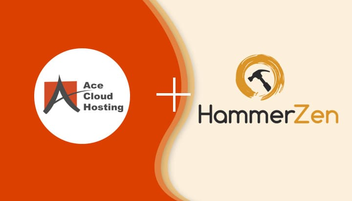 hammerzen ace cloud hosting partnership