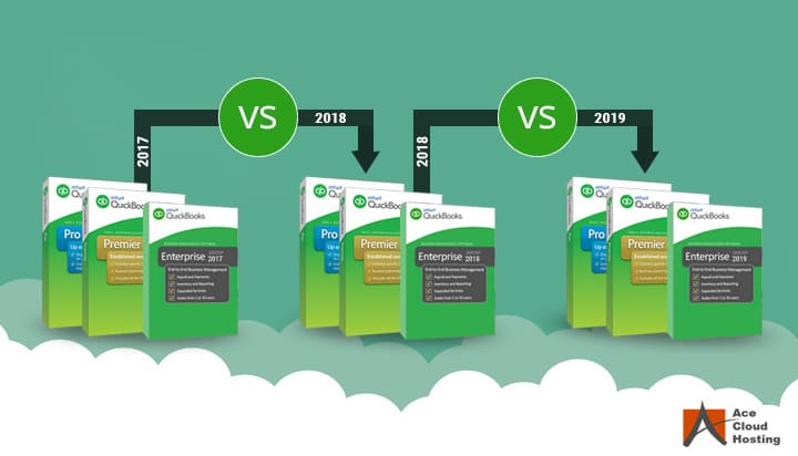 QuickBooks 2019 vs 2018 vs 2017: What's The Difference?