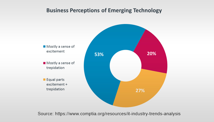 Business Perception of Emerging Technology