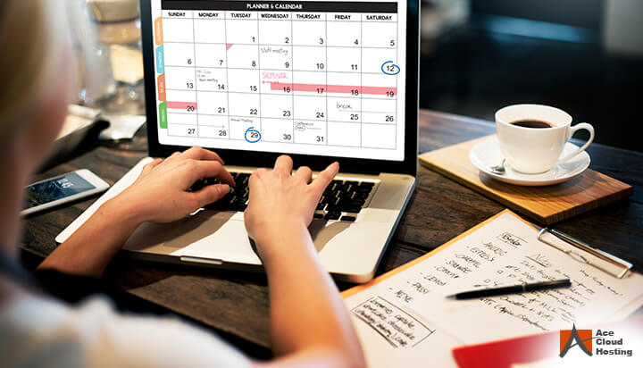 How to Prepare a Schedule to Balance Work and Events