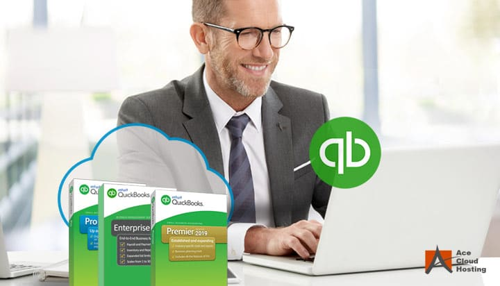Benefits of Hosted QuickBooks with Ace Cloud Hosting