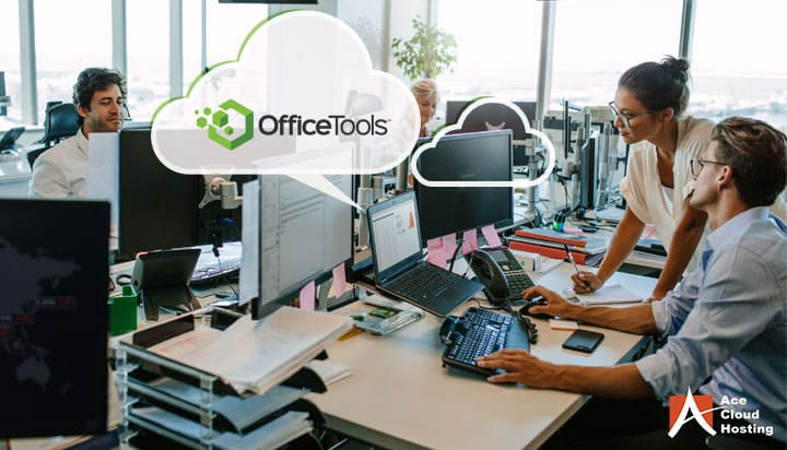 Officetools cloud hosting makes office on the go