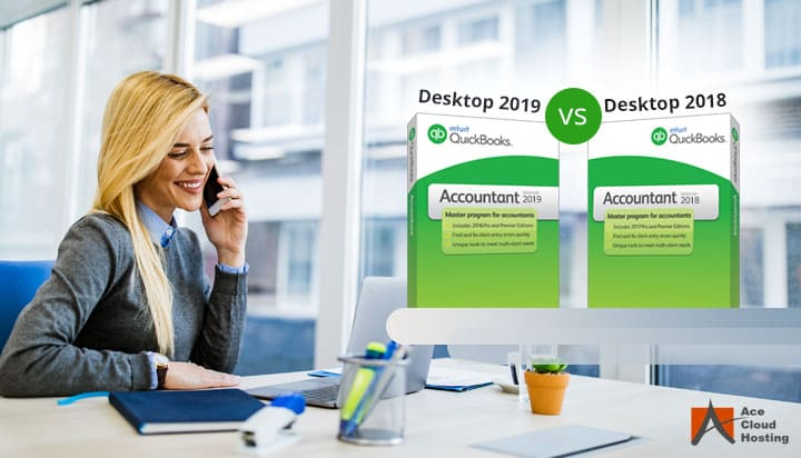 Comparing QuickBooks Accountant 2019 vs. 2018