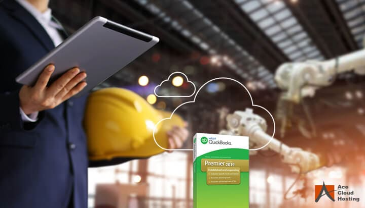 5 Benefits of QuickBooks Premier Hosting for Manufacturing and Wholesale Industry