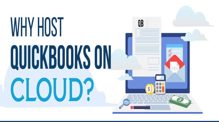 Why Host QuickBooks On Cloud?