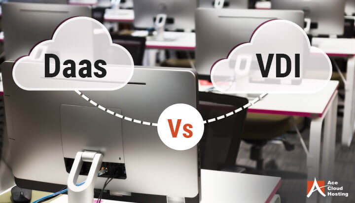 DaaS and VDI: How Are They Different?