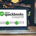 QuickBooks Enterprise 2020 vs 2019 vs 2018