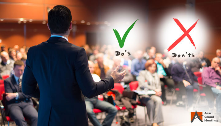 Accounting Events 2019: [Part 6 of 7] Do's and Don'ts During The Event