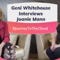 Geni Whitehouse Interviews Joanie Mann: Importance of Data Center and IT Infra