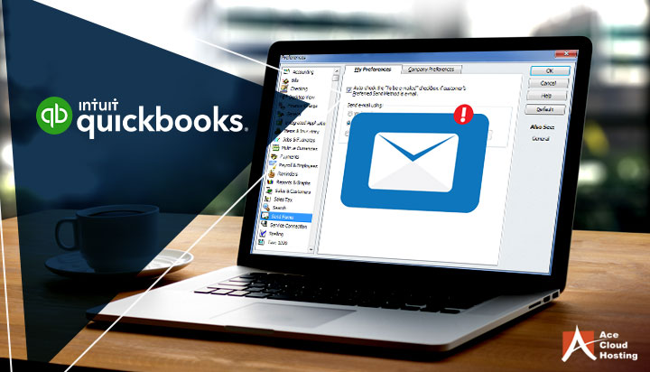 What email services sync with QuickBooks and what are the benefits?