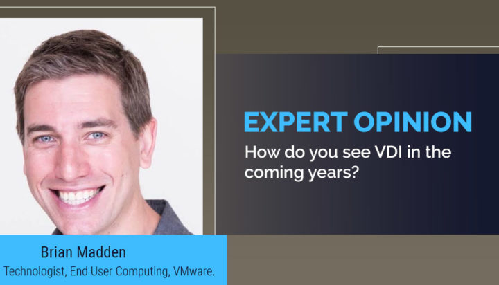 """""""How do you see VDI in the coming years?"""" Brian Madden Speaks"""
