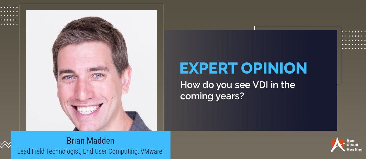 """How do you see VDI in the coming years?"" Brian Madden Speaks"