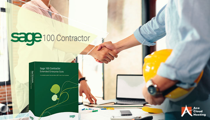 How Hosted Sage 100 Contractor Saves Time and Increases Productivity