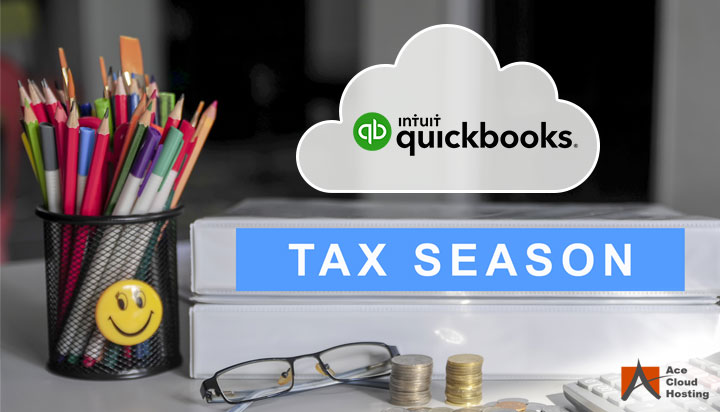 How can you make your tax season 2021 easier with QuickBooks hosting?