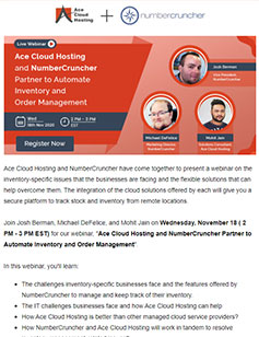 ace-cloud-hosting-and-numbercruncher-partner-to-automate-inventory-and-order-management-newsletter