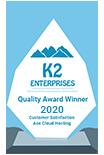K2 Quality Award