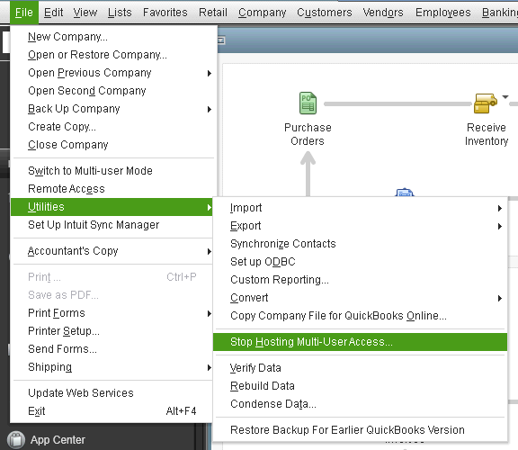 How to Tackle Error 6123 in QuickBooks Multi-user Mode