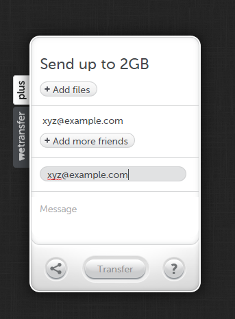 How To Transfer Files Using Wetransfer