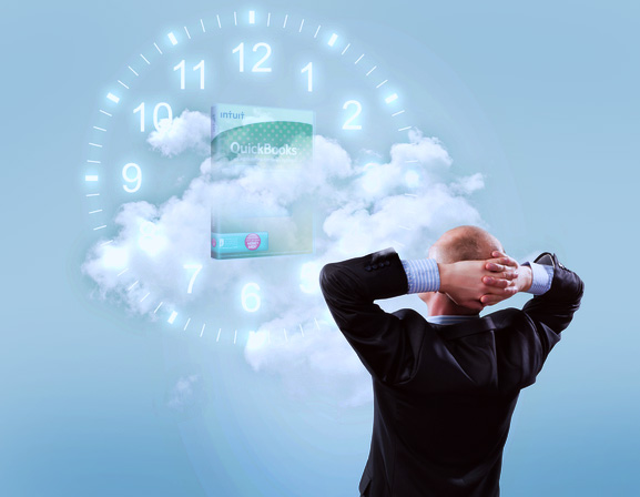 save your time with QuickBooks Hosting