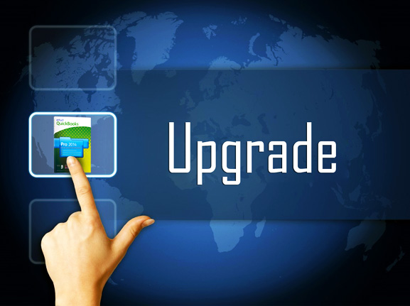 Upgrade QuickBooks to 2014 Version