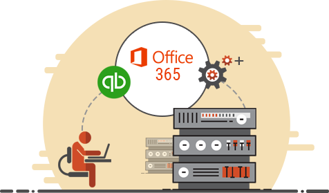 Integrate Office 365 with QuickBooks and Other Applications