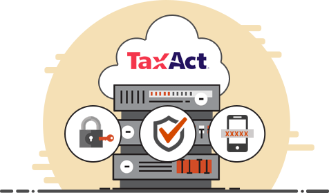 Advanced Security for TaxAct Software