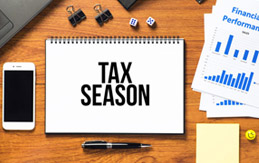 Infographic- Common tax Season problems