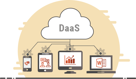 Desktop-as-a-Service (DaaS) To Handle Any Level Of Workload