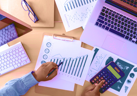Financial Information at Your Fingertips