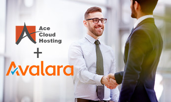 Ace Cloud Hosting Partners with Avalara to Automate Tax Compliance