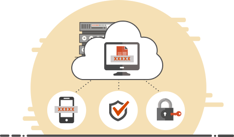 Secure your Financial Data with Advanced Security