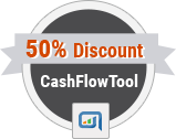50% CashFlowTool Discount